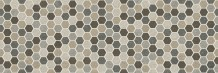 Infinity Decor Hexagone fonce 20x60_L